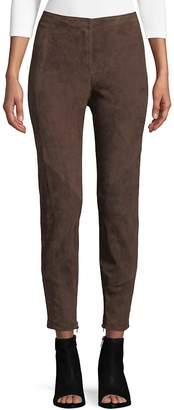 Lafayette 148 New York Women's Suede Pants