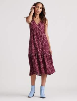 Lucky Brand Luna Tiered Dress