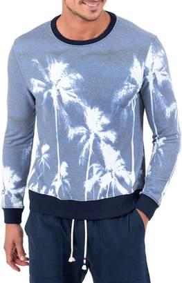 Sol Angeles Shades On Crewneck Sweatshirt