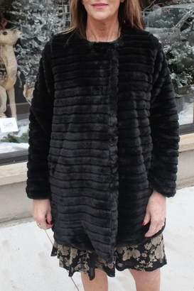 Joh Apparel Black Jacket