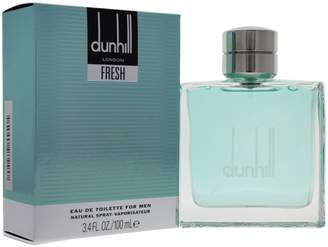 Dunhill Fresh for Men Eau De toilette Spray, 3.4-Ounce