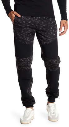TR PREMIUM TR Premium Mens Pattern Fashion Fleece Joggers