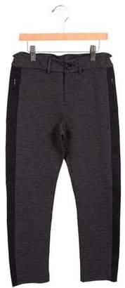 Dolce & Gabbana Girls' Mid-Rise Straight-Leg Pants w/ Tags