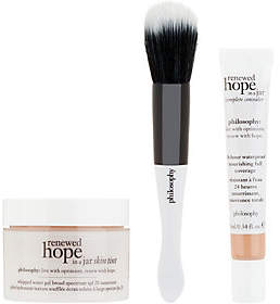 Philosophy Renewed Hope Flawless Complexion3-Piece Kit