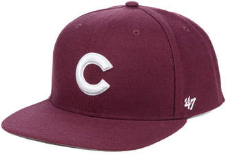 '47 Chicago Cubs Autumn Snapback Cap