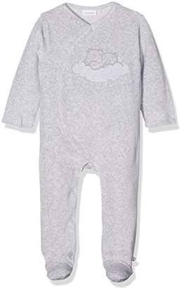 Noukie's Baby Pyjama 1PCS COCON Sleepsuit, Grey GRIS