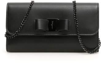 Salvatore Ferragamo Pink Chain Strap Bags For Women - ShopStyle UK 40254a87b4cfb