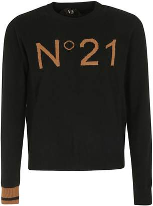 N°21 N.21 Logo Sweater