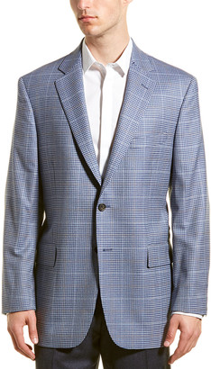 Brooks Brothers Madison Fit Wool Sport Coat