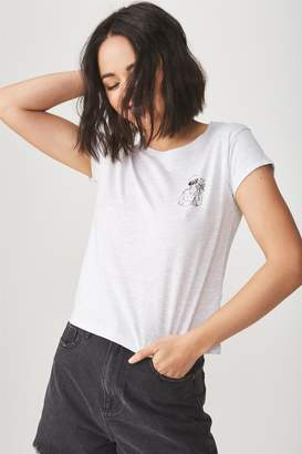 Cotton On Tbar Rachael Graphic Tee Shirt