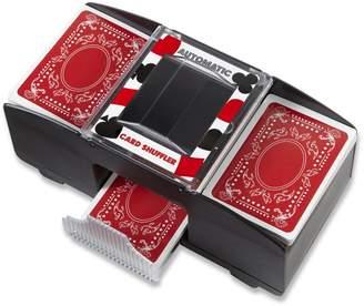 Wembley Automatic Card Shuffler & Deck of Cards 2-piece Set