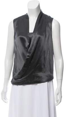 Diane von Furstenberg Silk New Issie Top w/ Tags