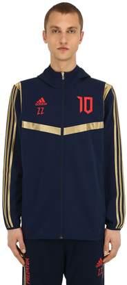 adidas Football Pre Zidane Hd Zip-up Techno Jacket