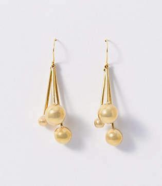 Lou & Grey Soko Long Orbit Earrings