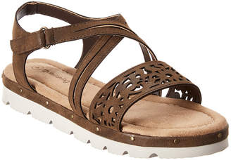 BearPaw Girls' Jane Sandal