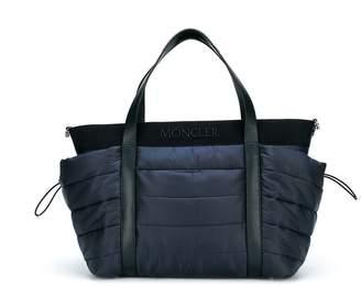 Moncler padded changing bag