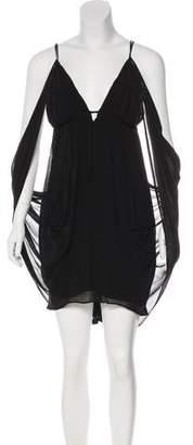 Thurley Silk Mini Dress