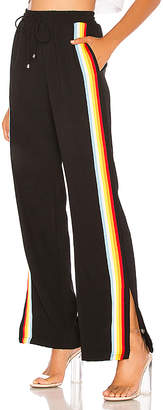 by the way. Leslie Stripe Track Pants