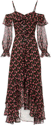 Intermix Beatrix Floral Dress
