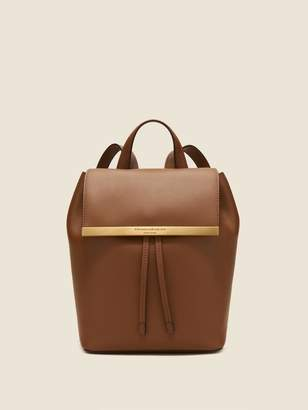 DKNY Mally Leather Backpack