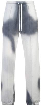 Off-White tie dye joggers