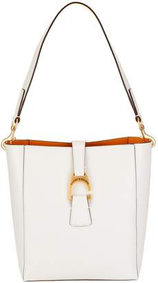 Dooney & Bourke Emerson Leather Shoulder Bucket Handbag- Brynn
