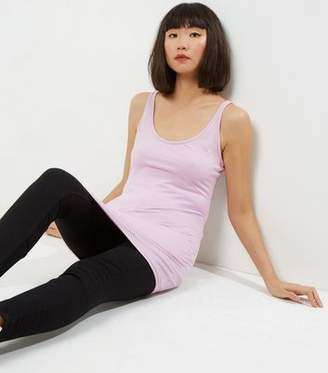 New Look Pink Longline Vest
