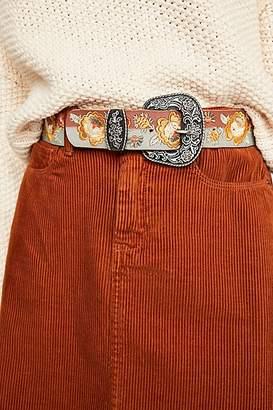 Lucinda Embroidered Belt