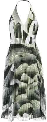 Tufi Duek pleated midi dress