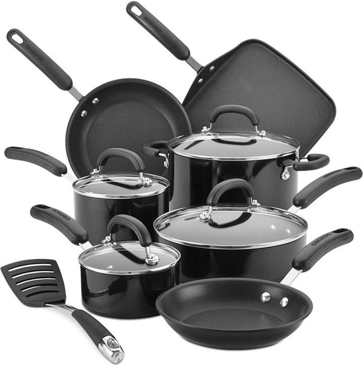 Circulon CLOSEOUT! Classic Nonstick 12-Piece Cookware Set