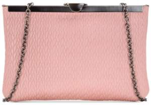 Patricia Nash Asher Woven Leather Clutch