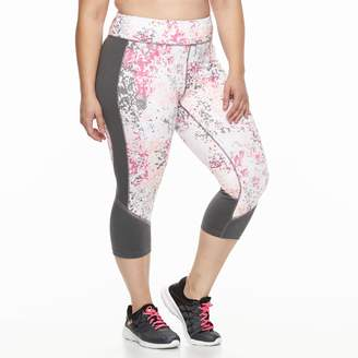 Tek Gear Plus Size Performance Capris