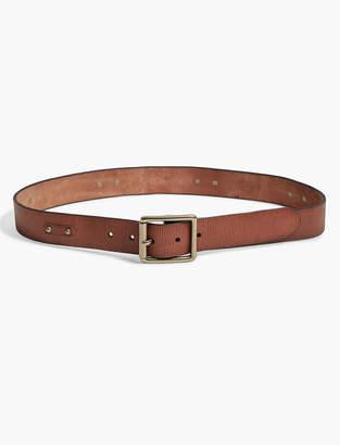 Lucky Brand Stud Leather Belt