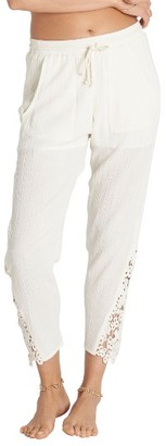 Women's Billabong Beach Beauty Woven Pants $54.95 thestylecure.com