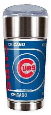 MLB Chicago Cubs 24 oz. Vacuum Insulated Stainless Steel EAGLE Party Cup