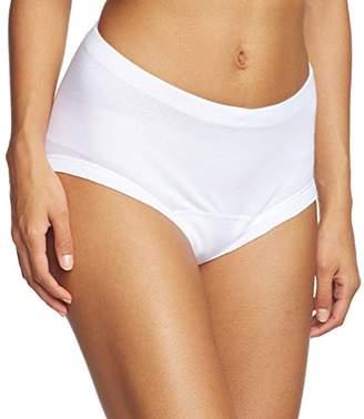 Susa Women's Damen Inkontinenzhose s7009206 Plain Base Layers,(Manufacturer size: Small)