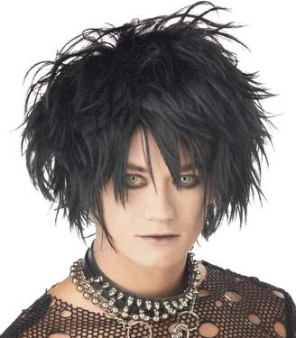 California Costumes Men's Midnight Fiend Wig