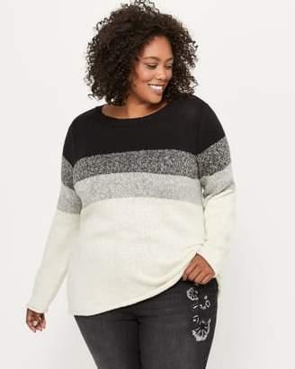 Penningtons Colour Block Sweater - d/C JEANS