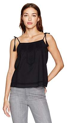 Joe's Jeans Women's Gianna Cotton Silk Cami