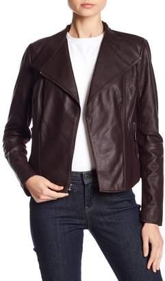 Andrew Marc Felix Leather Jacket