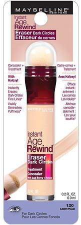 Maybelline Instant Age Rewind Eraser Dark Circles Concealer Treatment