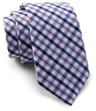 Original Penguin Malisse Plaid Tie