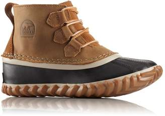 Sorel Youth Out N About Leather Lace Boot