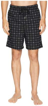 Lacoste Sleep Shorts Woven Men's Pajama