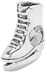 Prerogatives Sterling Ice Skate Bead