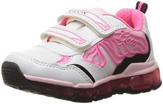 Geox Girls' JR Androidgirl 10 Sneaker