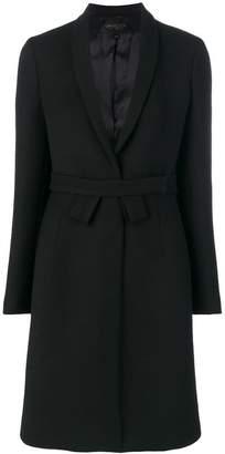 Giambattista Valli belted coat