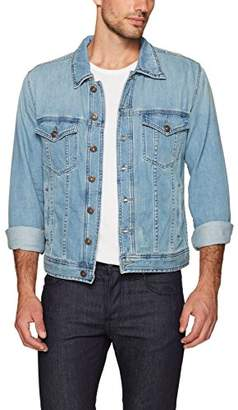 Blank NYC [BLANKNYC] Men's Say What Again Denim Jacket