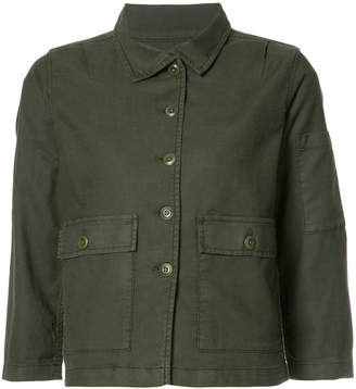 The Great three-quarters sleeve jacket