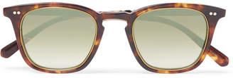 Mr Leight Getty S Square-Frame Tortoiseshell Acetate Sunglasses